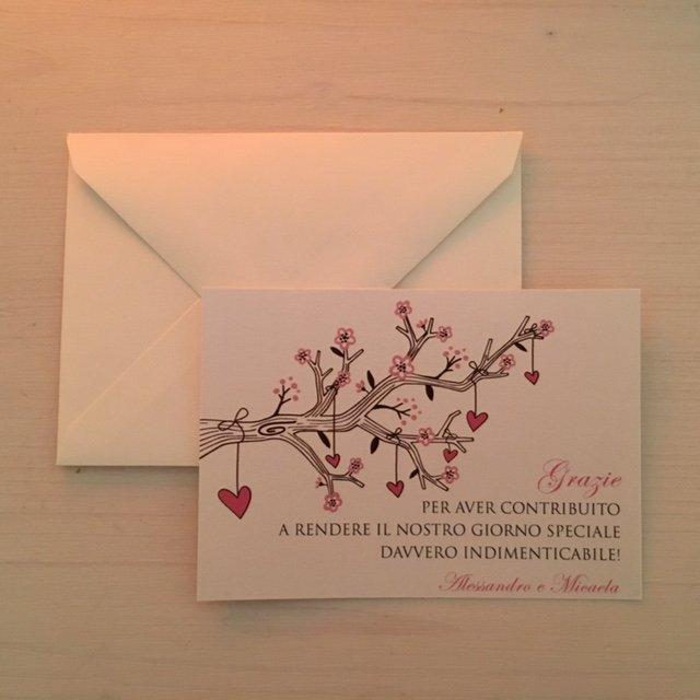 Per Ringraziare Gli Ospiti Al Vostro Matrimonio